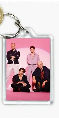 The Vamps Image Keyring (large) • 2.99£