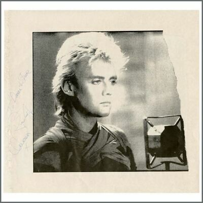 Queen Roger Taylor Signed Programme Page (UK) • 385£