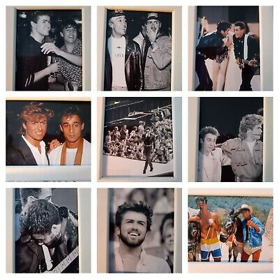 George Michael/Wham Photos • 3.99£