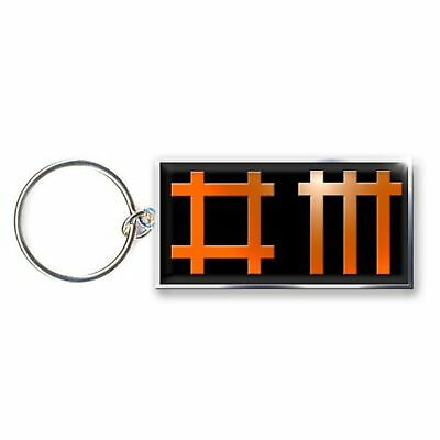 Depeche Mode Keyring Keychain Band Logo New Official Metal One Size • 4.25£
