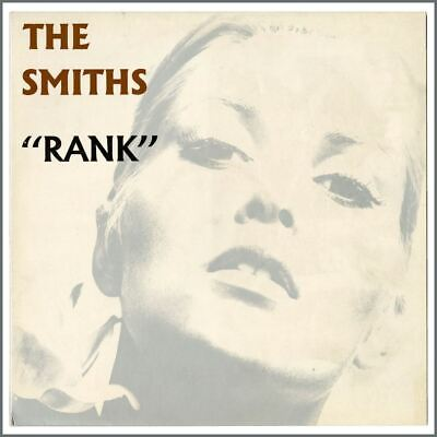The Smiths Rank White Label Test Pressing Geoff Travis Rough Trade Archive (UK) • 765£