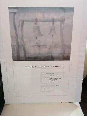 Vaughan Oliver Print Dead Can Dance - Towards The Within  • 15£