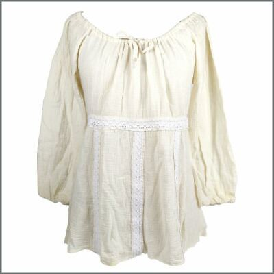 Britney Spears Owned & Worn Gypsy Blouse • 1,375£