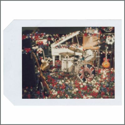 Oasis 95 Don't Look Back In Anger Cover Michael Jones Signed Polaroid Photo (UK) • 435£