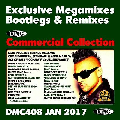 DMC Commercial Collection Jan 17-Oct 20 - 46 Albums (112cd) - 4dvds 13.6gb • 20£