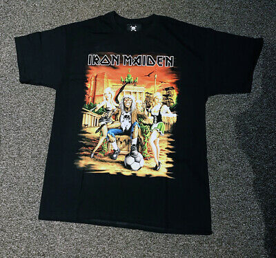 Iron Maiden Final Frontier Germany • 20£