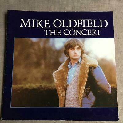 Mike Oldfield 1980 Tour  Programme • 14£