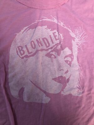Blondie Junk Food Shirt One Way Or Another • 44.45£