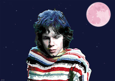 Nick Drake A3 Size Art Poster Print Limited Edition • 6.99£