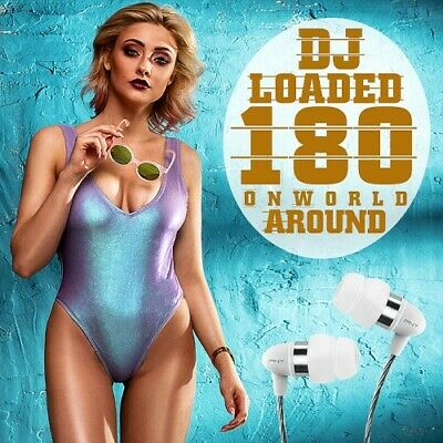 DJ Loaded - 52 Collections - 12dvd 51gb • 50£
