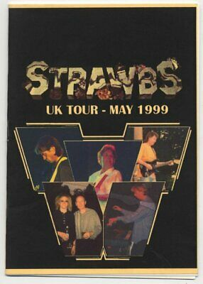 Strawbs 1999 *AUTOGRAPHED Programme  • 22.50£