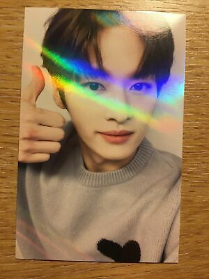 Stray Kids In Life Withdrama  Minho Lee Know Holo Preorder Official Photocard • 20£