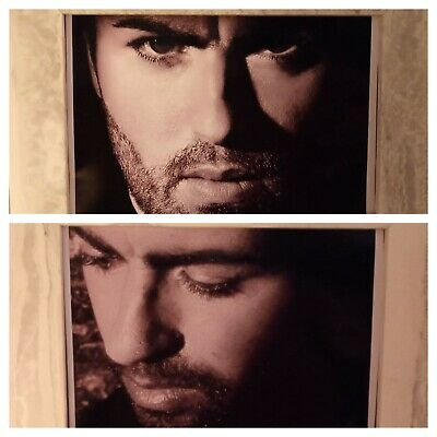 George Michael Photos, Framed  • 7.99£