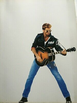 George Michael Faith Tour 1988 Programme  • 25£