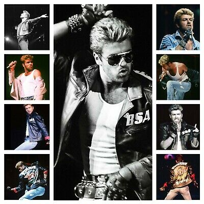 George Michael Photos/FAITH TOUR • 5.20£