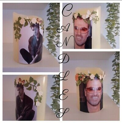George Michael Candles • 7.50£