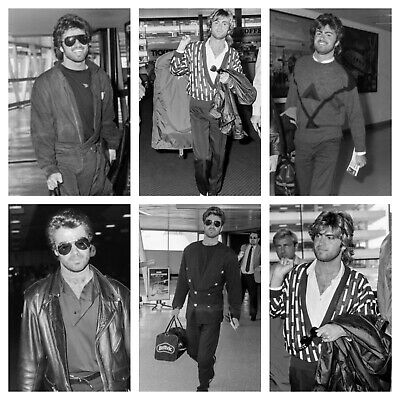 George Michael Photos • 5.40£