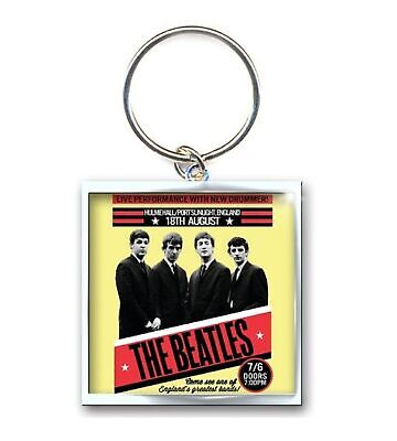 The Beatles Keyring Keychain 1962 Port Sunlight New Official One Size • 5.50£