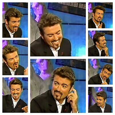 George Michael Photos/MTV • 4.99£