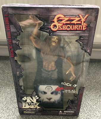 """Ozzy Osbourne """"N The Box"""" The 21st Century Jack In The Box • 30£"""