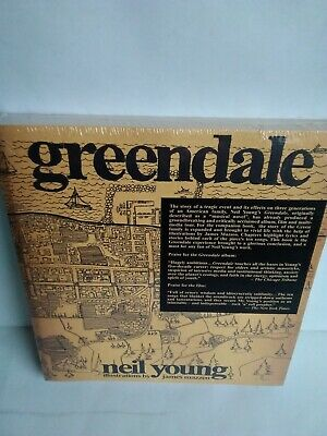 Greendale By Neil Young, Paperback, Illustrated By James Mazzeo.  • 14£
