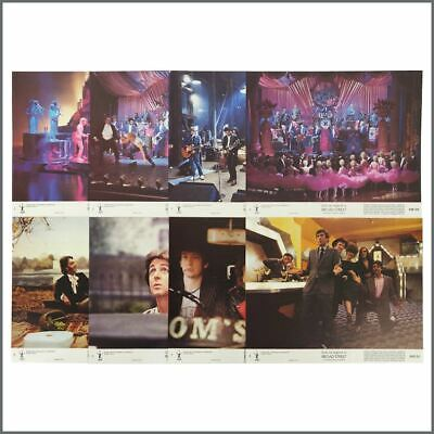 Paul McCartney 1984 Give My Regards To Broad Street Lobby Cards (USA) • 82.50£
