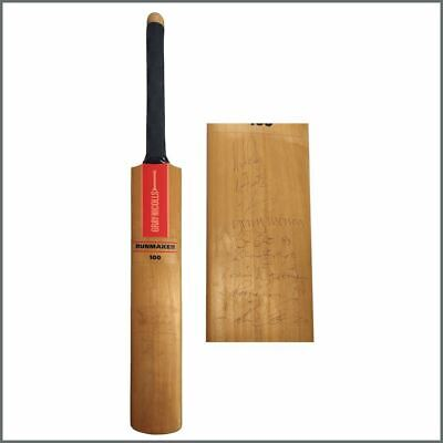 Eric Clapton 1989 Autographed Cricket Bat (UK) • 655£