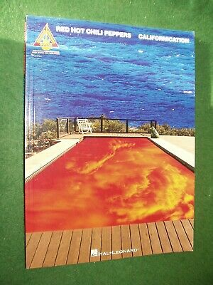 Californication By Red Hot Chili Peppers Songbook • 5£