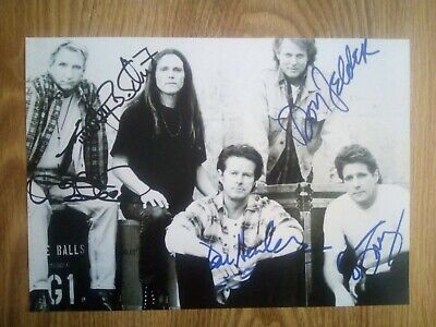 The Eagles Signed Photograph Repro/Reprint A4 Print  • 4.99£