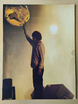 THE STONE ROSES - Magazine Poster / Picture - Spike Island 1990 - Ian Brown RARE • 12.95£