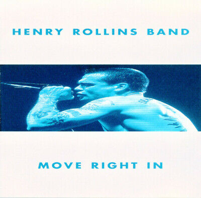 Henry Rollins Band - Move Right In CD • 24.99£