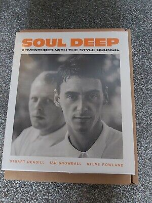 The Style Council Soul Deep - Adventures With The Style Council   • 205£