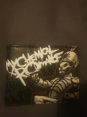 Mychemical Romance Wallet • 5.99£