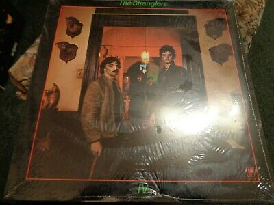The  Stranglers, U.S.A. Issue. Rattus Norvegicus On A & M Label. Still Sealed. • 19.99£