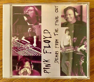 Pink Floyd CD: Demos From The Final Cut • 8£